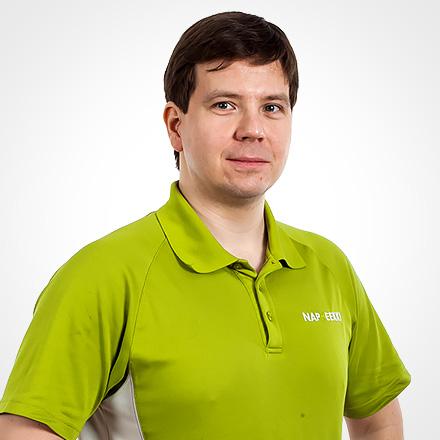 Marko Matero on naprapaatti Oulussa. Hänellä on pitkä kokemus alalta.